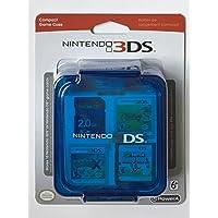 PowerA - Estuche de juego compacto (Nintendo 3DS)