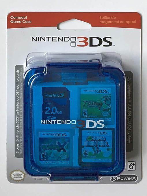 PowerA - Estuche de juego compacto (Nintendo 3DS): Amazon.es ...