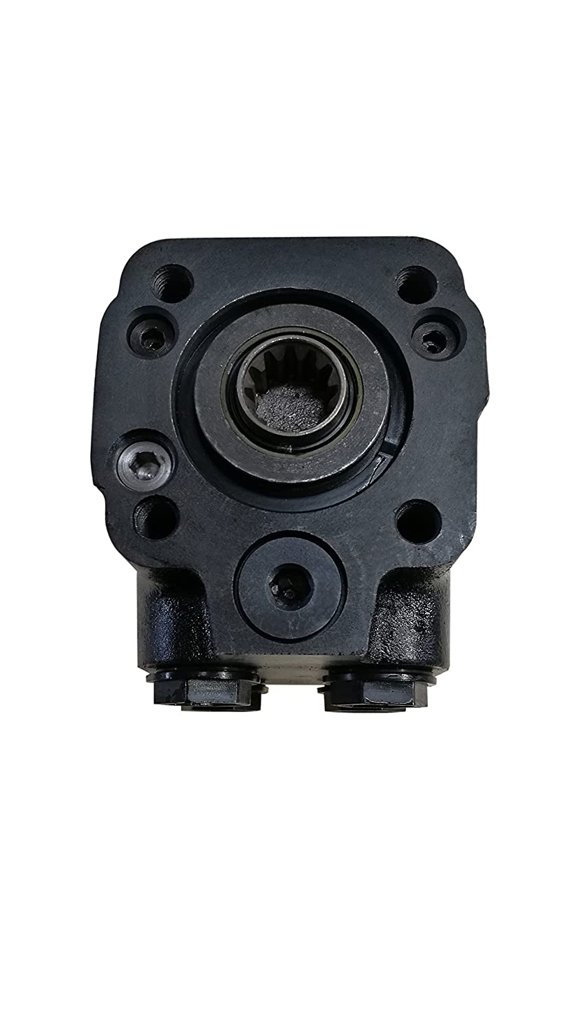 Hydraulic Steering Unit New Developed M+S HKUS series replacement for OSPC--100cc, G1/2 NPT Ports TG02203 Fei Yue
