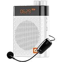 BKPP Draagbare persoonlijke waterdichte spraakversterker en recorder met microfoon, luide en heldere geluidsversterker…
