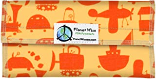 product image for Planet Wise Snack Bag, Red Ride On