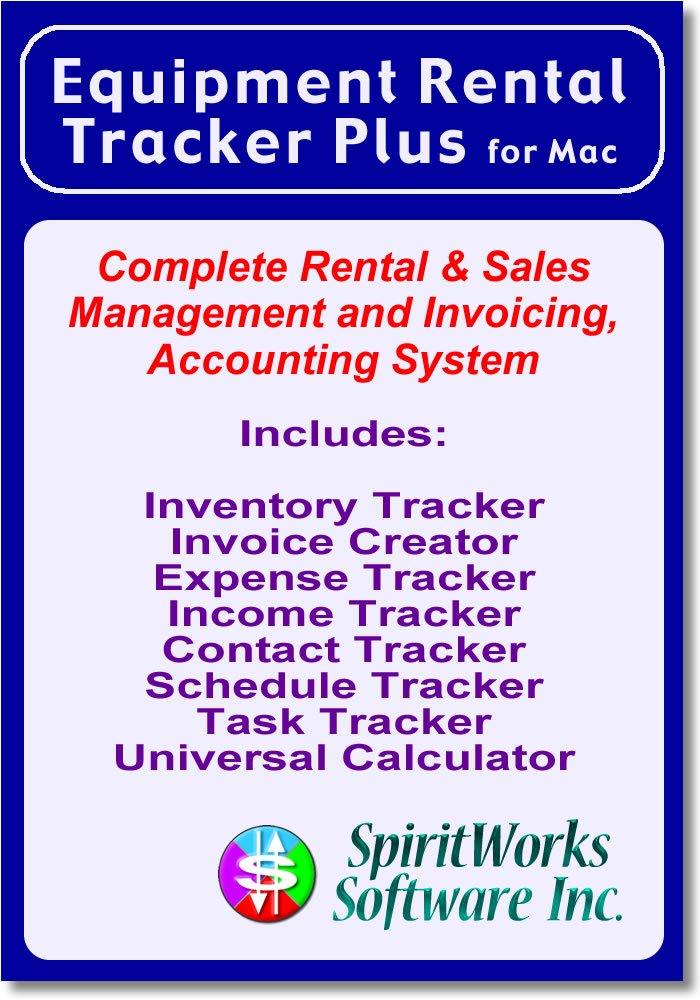 Amazon.com: Equipment Rental Tracker Plus for Mac [Download]: Software