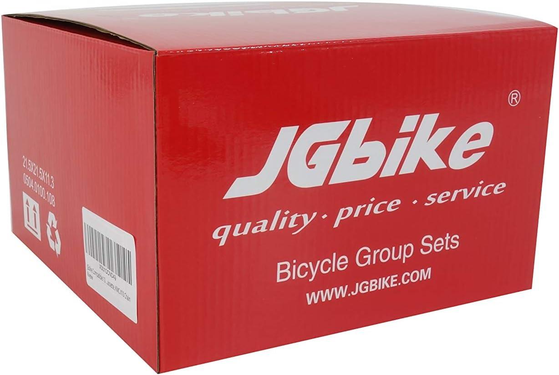 Fat Bike JGbike Shimano MT200 MTB Hydraulic Disc Brake Set for Mountain Bike Bicycle MTB XC Trail e-Bike The Best Upgrade kit for Mechanical Disc Brake
