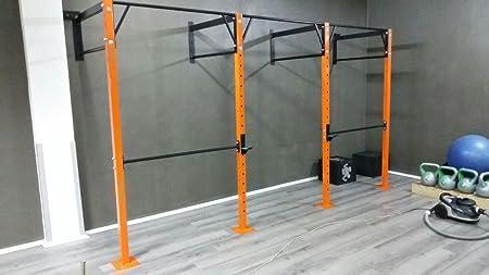 Estructura de entrenamiento Crossift: Jaula de pared, para ...