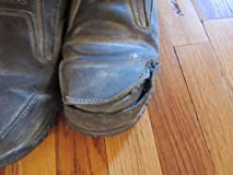 These shoes started falling apart at the toes immediately see ...