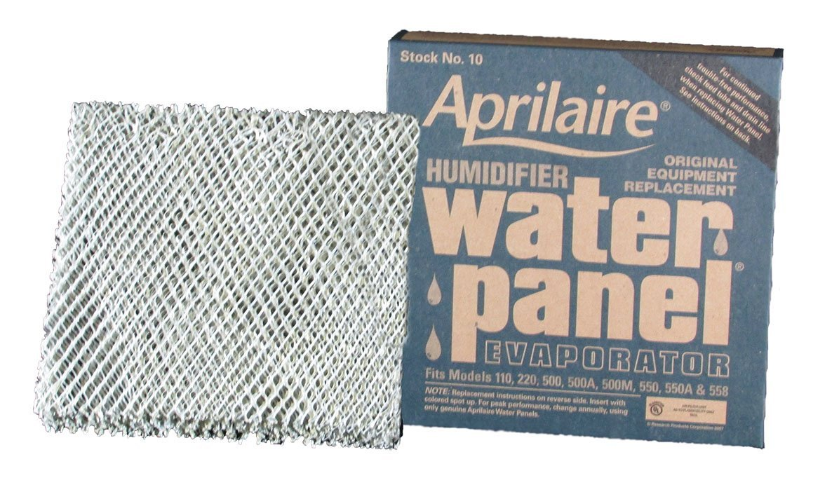 Genuine Aprilaire humidifier water panel #10 3-pack