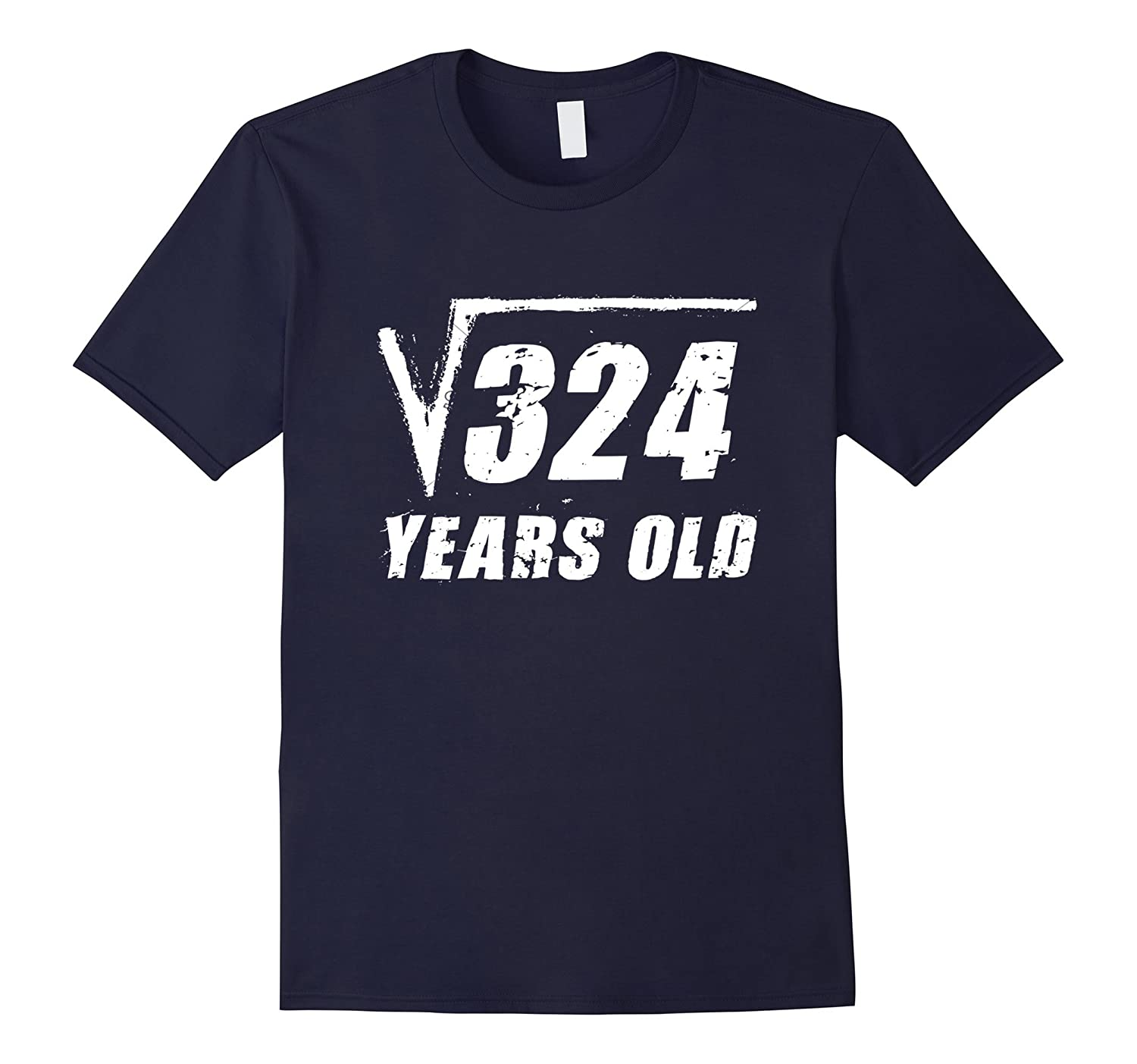 18 Old T Shirt Birthday Gift-Awarplus