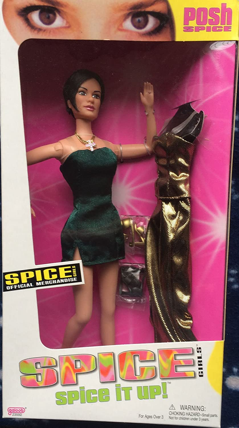 SPICE GIRLS Spice iT Up! Posh Spice by Galoob by Galoob: Amazon.es ...