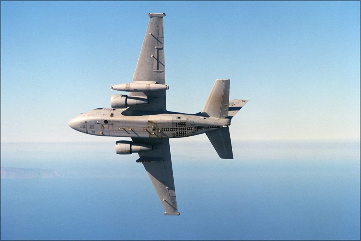 """Aircraft Us Navy Military Plane Poster 24/""""x 36/"""""""