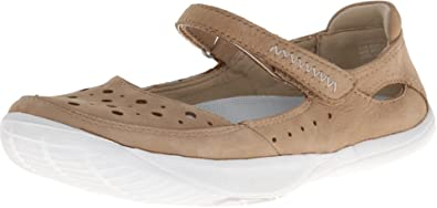 dd28d9b2195cf Kalso Earth Women's Precise Mary Jane Flat, Biscuit, 5.5 M US: Buy ...