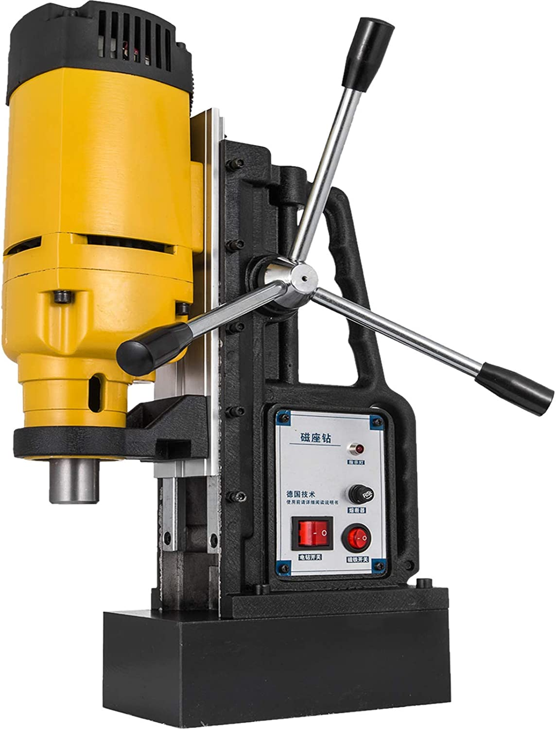 Best Magnetic Drill Press: Mophorn 1200W Magnetic Drill Press