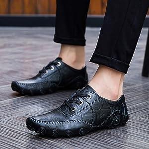 Amazon.com: Benficial Ocio Hombres Zapatos De Hombre De ...