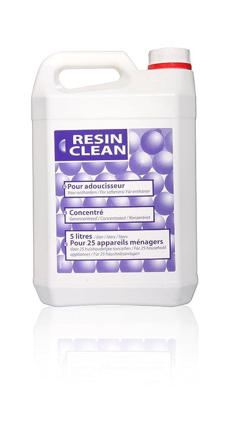 Resin Clean 5 litre Harzreiniger Wasserenthärtung for Water