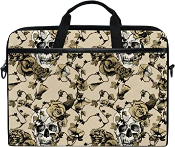 LAVOVO Retro Dragonfly Floral Luggage Cover Suitcase Protector Carry On Covers