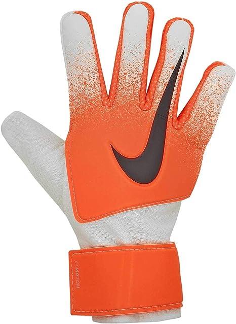 buena calidad a juego en color sombras de Amazon.com: Nike GK Match - Guantes de portero: Sports & Outdoors
