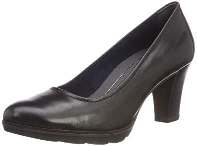 half off e7b28 70abf Tamaris Women's 22425-21 Closed-Toe Pumps: Amazon.co.uk ...