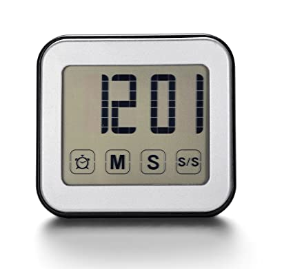 Amazon.com: Digital Timer Raynic Kitchen countdown Timer With Large ...