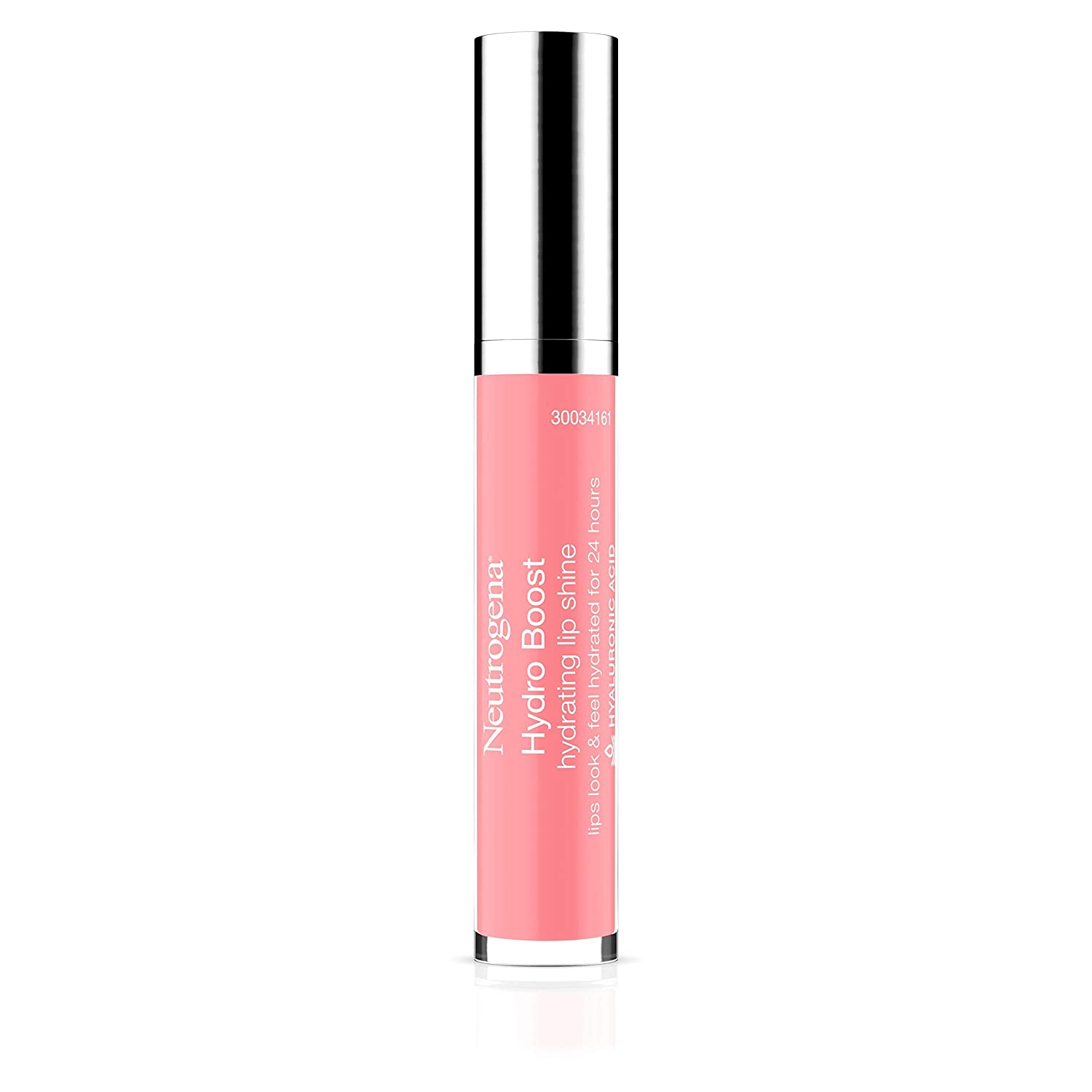 Neutrogena Hydro Boost Hydrating Lip Shine, Pink Sorbet 40, 0.10 Ounce