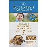 Bellamy's Organic Brown Rice Pasta Stars, 200g