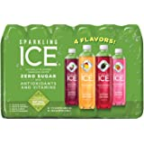 Sparkling Ice Fruit Blasters Variety Pack (17 oz, 24 pk.) ES