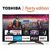 Toshiba 43LF421C19 43-inch 1080p HD Smart LED TV - Fire TV Edition