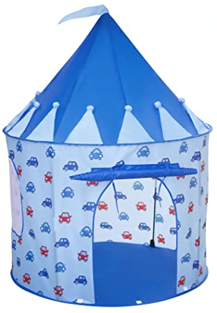 Boys Car Play Tent  sc 1 st  Amazon UK & Boys Car Play Tent: Amazon.co.uk: Toys u0026 Games