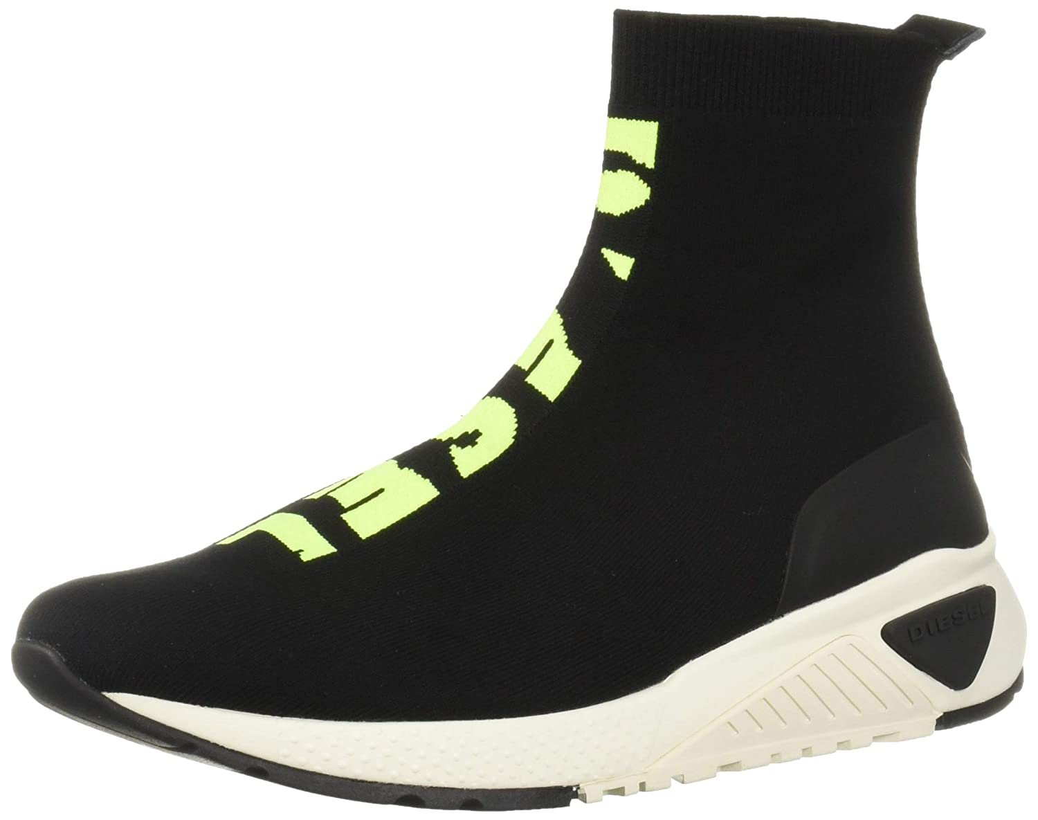 e0a3925a35bc3 Amazon.com: Diesel Men's SKB S-kb ATHL Sock-Sneaker Mid: Shoes