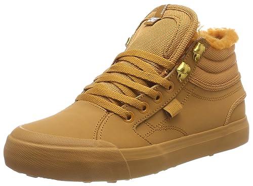 DC Shoes Evan Hi Winter Scarpe da Skateboard Donna  Amazon.it  Scarpe e  borse f472ad3be9e