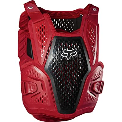 Fox Racing Youth Raceframe Roost Deflector-Flame Red: Fox Racing: Automotive