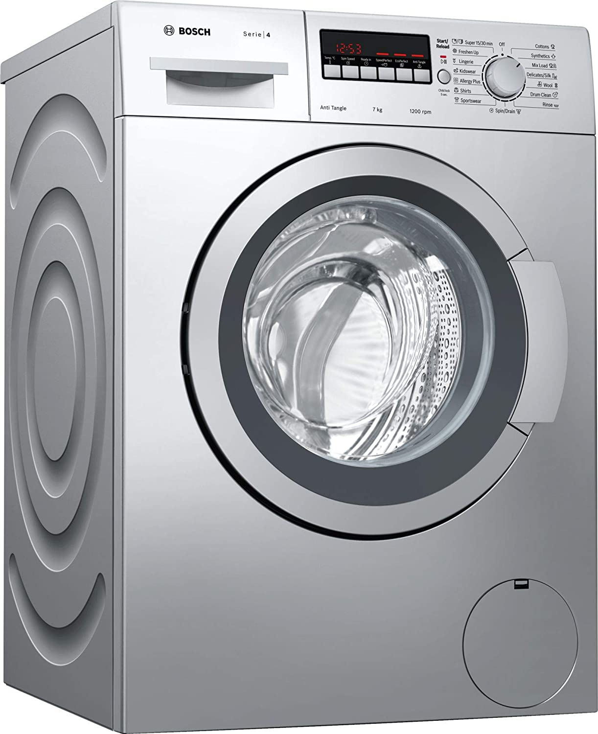 Best Front Load Washing Machine Picked by grabitonce.in