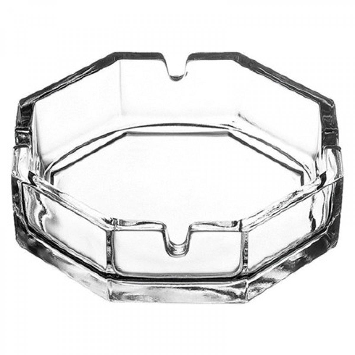 'Pasabahce 54076Kösem–Cenicero de cristal