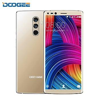 Móviles y Smartphones Libres,DOOGEE MIX 2 Dual SIM Free Unlocked Moviles Libre Baratos,4G Android