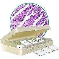 Omegon deep well microscope slides pk of 50