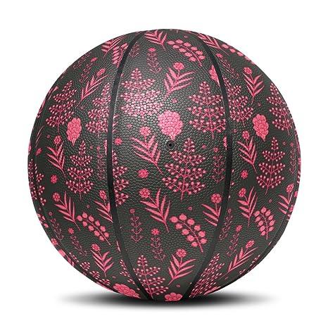 mrmian personalizada rosa patrón floral interior/al aire libre pu ...