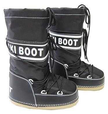 Women's Warm Winter Snow Moon Boots