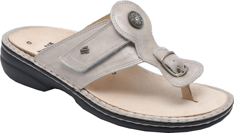 Wichita Luxperl Silber Finn Comfort (43): Amazon.de: Schuhe & Handtaschen