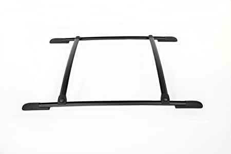 Anodized Finish Perrycraft DS4045-A DynaSport 40 Wide x 45 Long Drill-in Installation Roof Rack