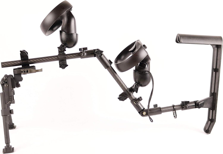 Amazon com: Rifle Adapter for Oculus Rift, QUEST & Rift S Weapon