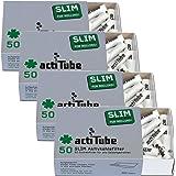 Tune Slim - Filtro ai carboni attivi, 7,1 mm, (4 x 50) Filtro ai carboni attivi