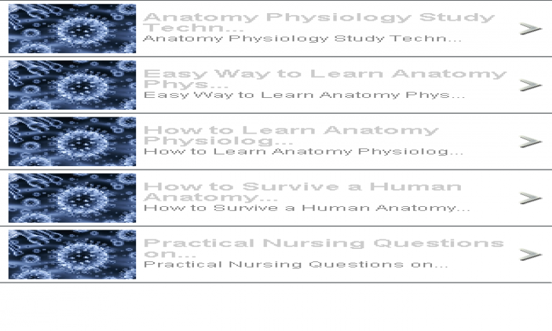 Amazon Physiology Learning Appstore For Android