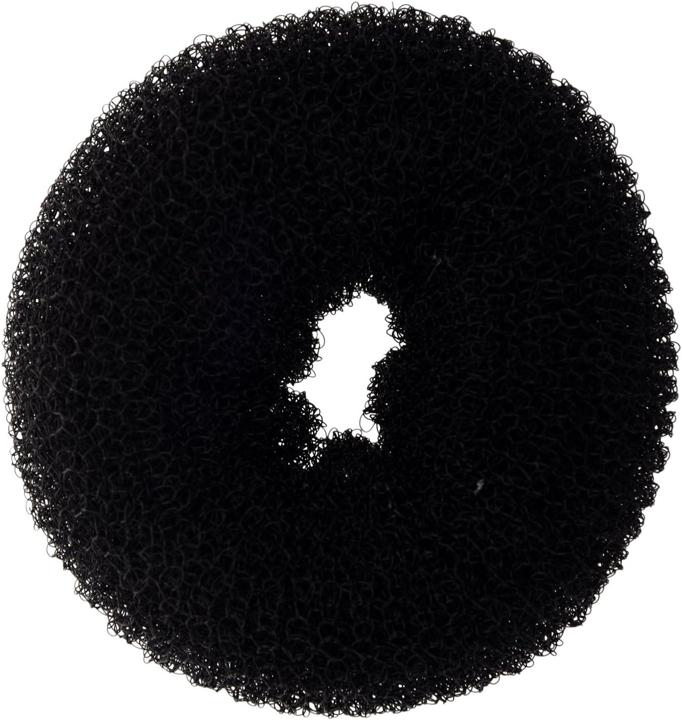 Cikuso Ciambella nera per acconciatura Chignon ferma