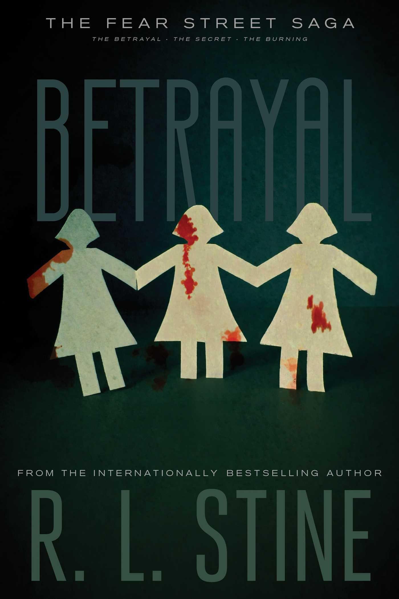 Betrayal Secret Burning Fear Street product image