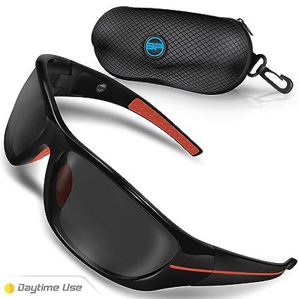 Amazon.com: BLUPOND CHOPPER anteojos polarizados de noche ...