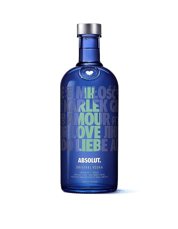 5 opinioni per Absolut Vodka Edizione Limitata 2018 Drop- 700 ml