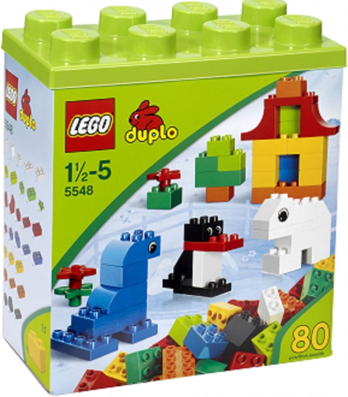LEGO DUPLO Bricks & More 5548 Diversión Construyendo con LEGO® DUPLO® , color/modelo surtido: Amazon.es: Juguetes y juegos