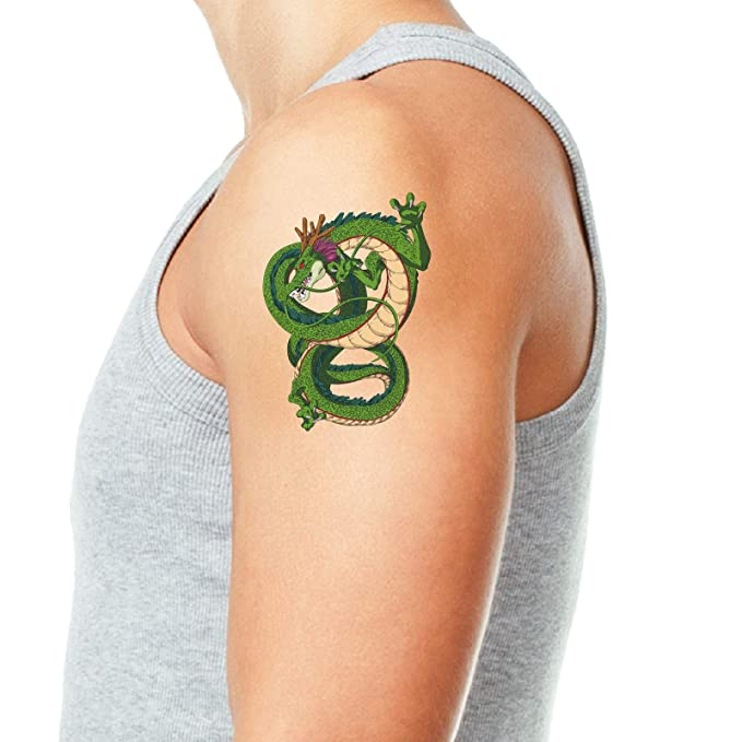 ABYstyle - Dragon Ball - Tatuajes - 15x10 cm: Amazon.es: Belleza