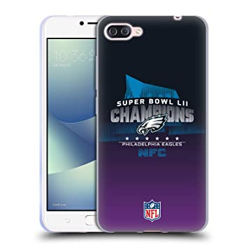 Head Case Designs Officiel NFL Philadelphia Eagles 4 2018 Super Bowl LII  Champions Étui Coque en e7688ad2b