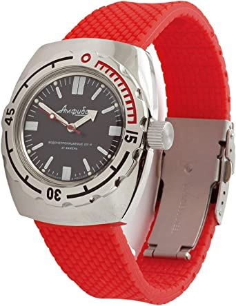 Vostok Amphibian Reloj de Pulsera automático para Hombre
