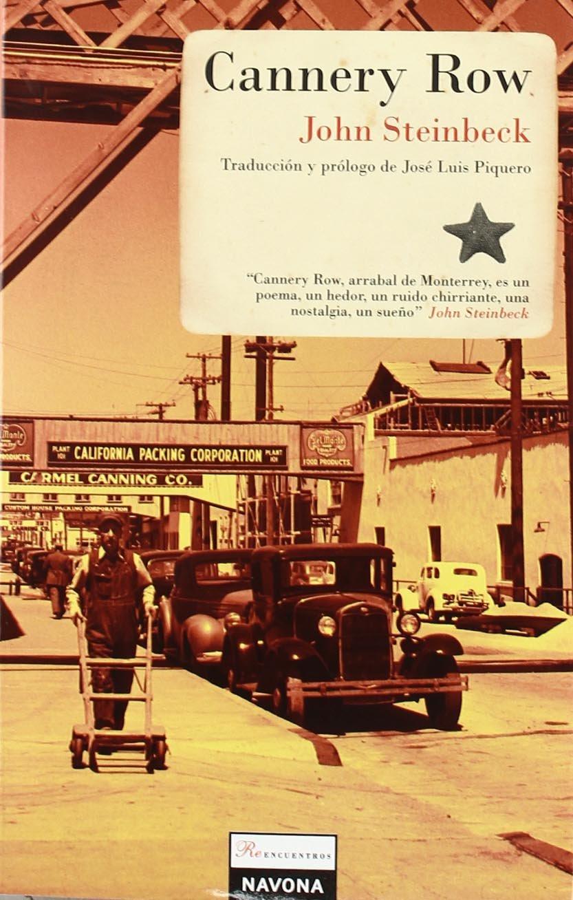 Read Online Cannery Row (Reencuetros Navona) (Spanish Edition) PDF