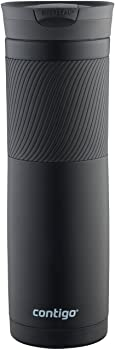 Contigo 24 Oz Matte Black Reusable Coffee Cup